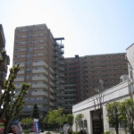パークシティ大阪サウスガーデンコート 外観