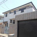 東上野芝町1戸建 ガレージ
