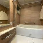 ユニハイム諏訪ノ森115 浴室