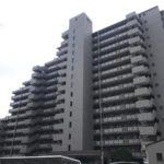 ファミールハイツ上野芝Ⅱ番館 外観